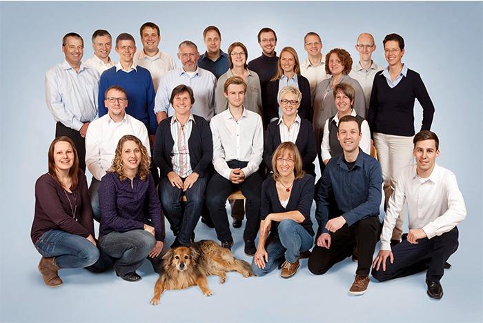 Neumann & Neumann Teamfoto